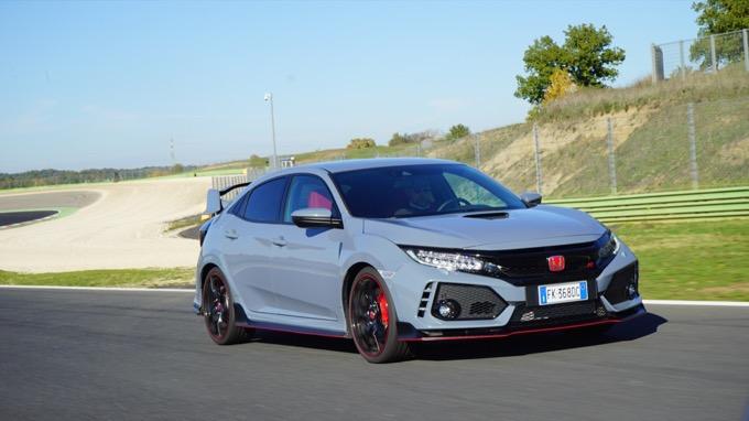 Honda Civic Type R 2017 - Vallelunga