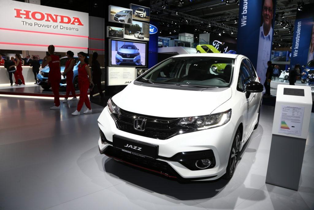Motor Show 2017 di Bologna: Honda risponde presente