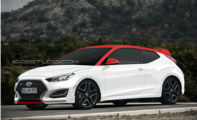 Hyundai Veloster N: immaginando la nuova sportiva [RENDERING]