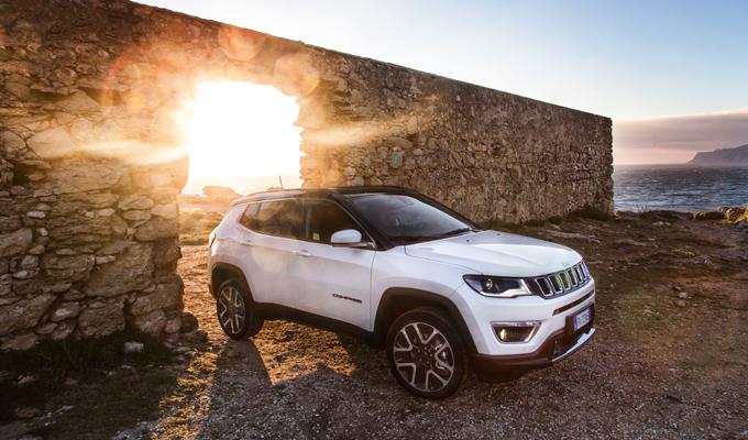 Jeep al Motor Show di Bologna 2017: tra le protagoniste la nuova Compass