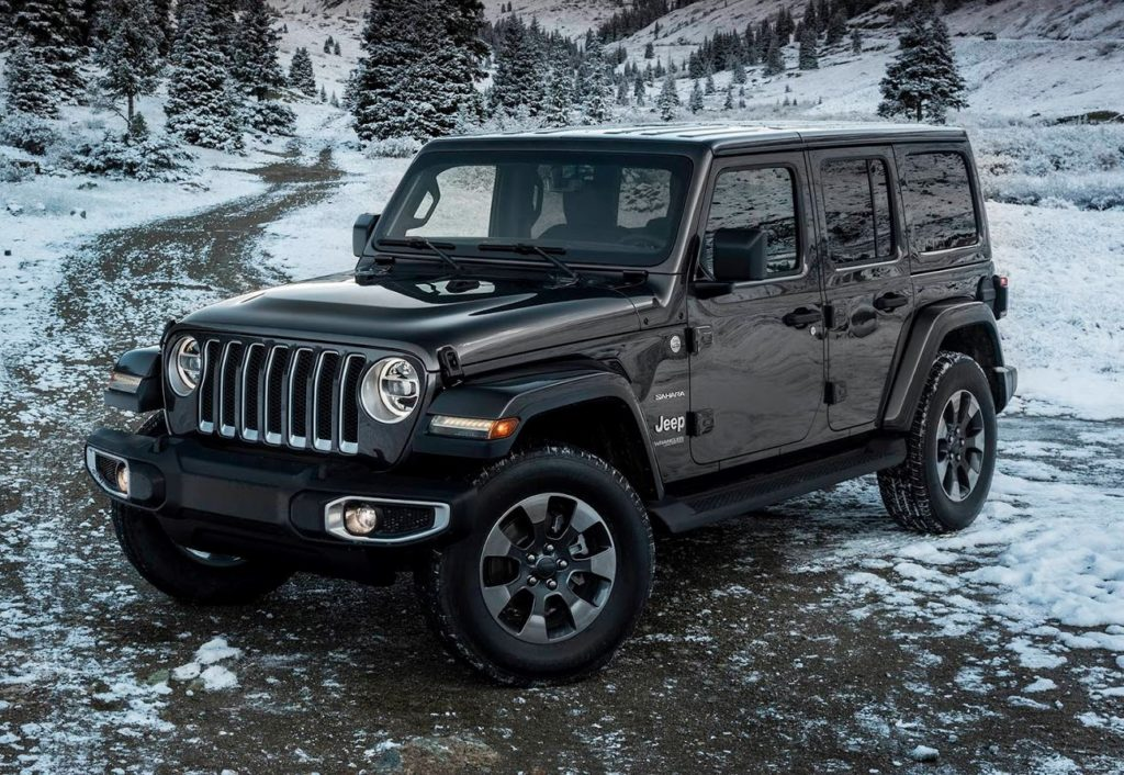 White Jeep Wrangler 2018 >> Jeep Wrangler MY 2018, svelata la rinnovata icona dei fuoristrada [FOTO]