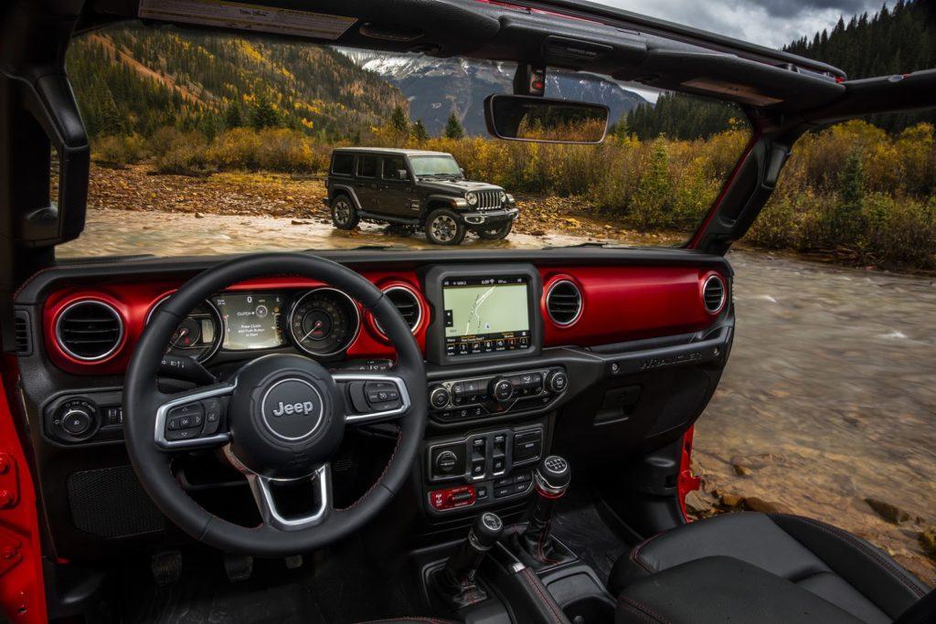 Jeep Wrangler MY 2018 - Anticipazioni