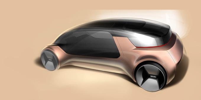 Sarà questa la Kia del futuro? [RENDERING]