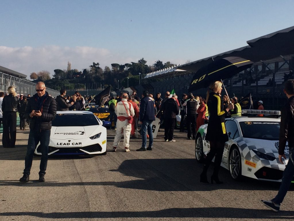 Lamborghini Super Trofeo World Final: il gran finale all'Autodromo di Imola