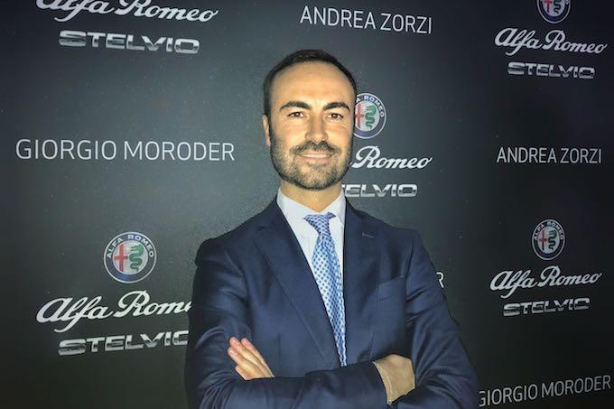 Marco Becchero: «Alfa Romeo è il Made in Italy apprezzato in tutto il mondo» [INTERVISTA]