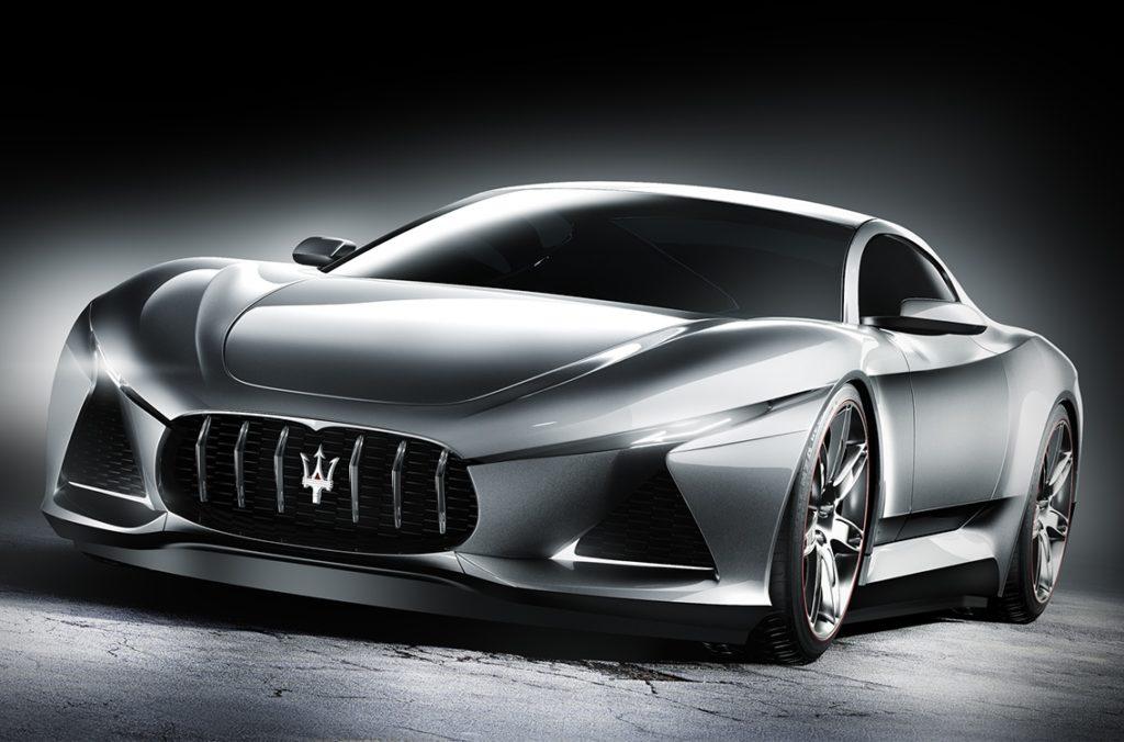 Maserati Alfieri Rendering