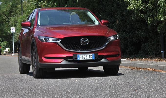 Nuova Mazda CX-5: più comfort e tecnologia a bordo [PROVA SU STRADA]