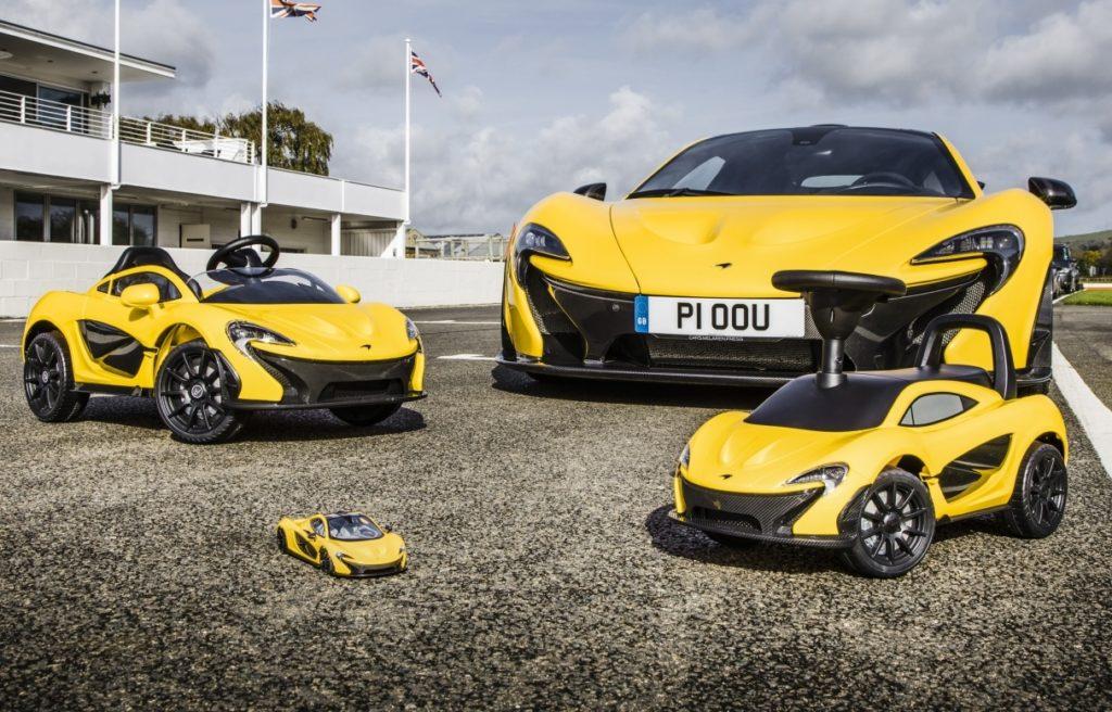 McLaren P1, si amplia la collezione di giocattoli legati alla supercar inglese [VIDEO]