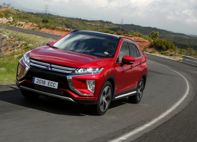 Mitsubishi Eclipse Cross porta a casa le 5 stelle Euro NCAP [VIDEO]