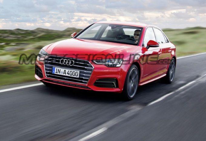 Audi A4, il look della prossima generazione potrebbe essere così [RENDERING]