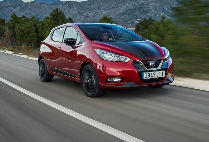 Nuova Nissan Micra raccoglie feedback positivi dai clienti