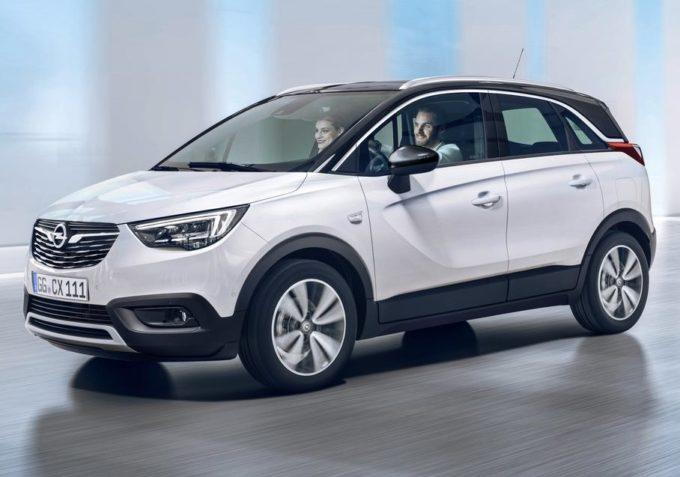 Euro NCAP assegna le 5 stelle all'Opel Crossland X [VIDEO]