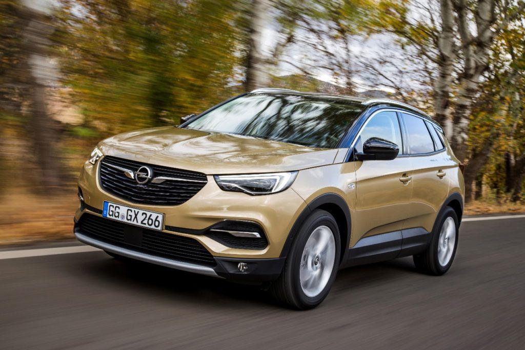 Opel Grandland X: disponibile con il nuovo motore 2.0 diesel da 177 cv