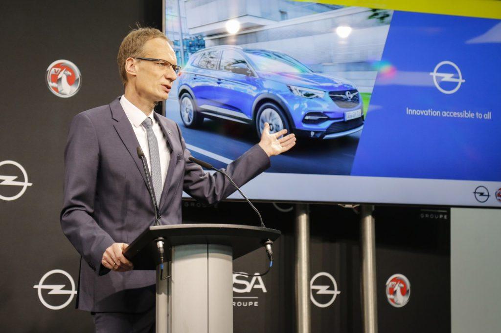 Opel: svelato il nuovo piano strategico PACE!