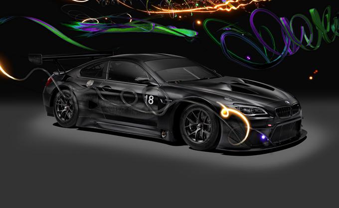 BMW M6 GT3: la 18esima Art Car alla Coppa del Mondo FIA GT di Macao