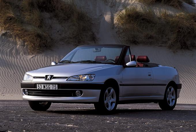 Peugeot 306 Cabrio Pininfarina ( 1994 – 2002), una scoperta in inverno, perché no?