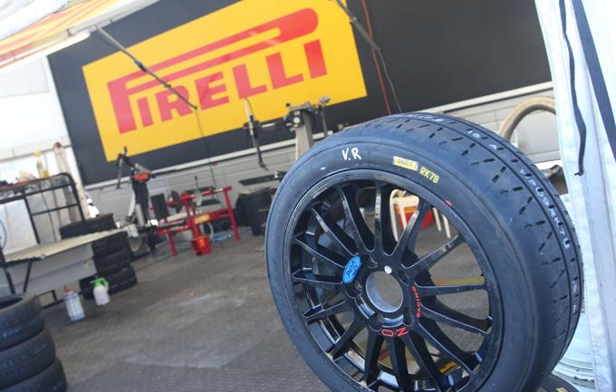 Pirelli festeggia la grande annata nel FIA ERC al Monza Rally Show 2017