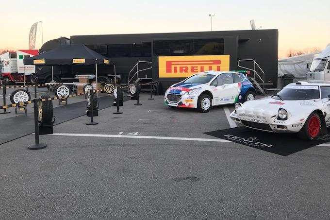 Pirelli torna in grande stile al Monza Rally Show [INTERVISTA]
