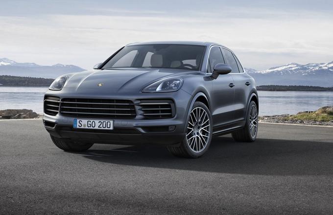 Porsche Cayenne MY 2018: sicurezza a 5 stelle Euro NCAP per la terza generazione [VIDEO]