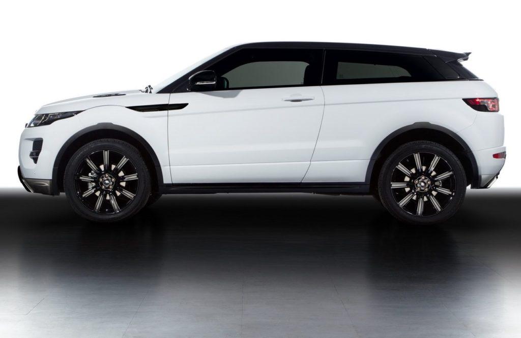 Land Rover Evoque: la versione tre porte esce dal listino americano