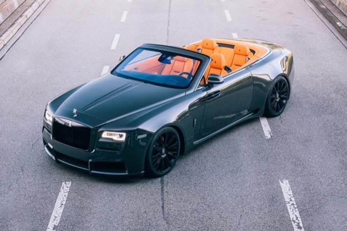 Rolls-Royce Dawn: la versione Spofec Overdose di Novitec estremizza il lusso