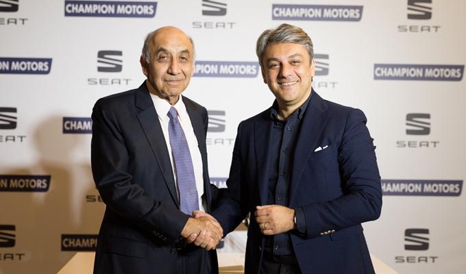 SEAT e Champion Motors - XPLORA
