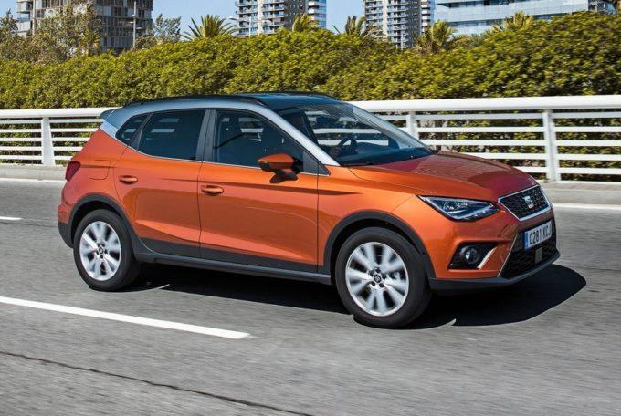 SEAT Arona, Euro NCAP le assegna le 5 stelle [VIDEO]