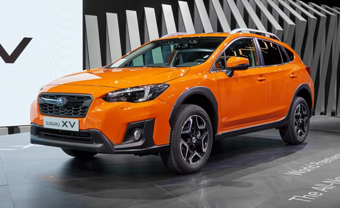 Subaru XV MY 2017: 5 stelle ai test di sicurezza Euro NCAP [VIDEO]