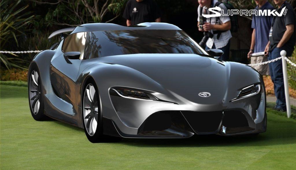 Toyota Supra: la nuova sportiva potrebbe essere così? [RENDERING]