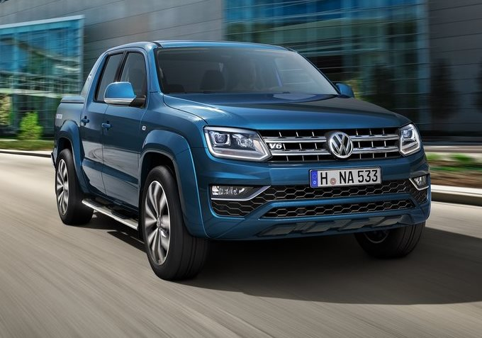 """Volkswagen Amarok vince il premio """"International pick-up award 2018"""""""