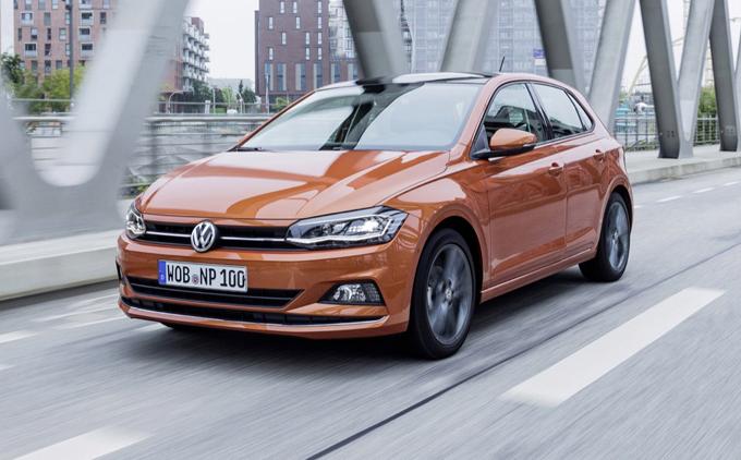 Volkswagen Polo MY 2017: cinque stelle ai crash test Euro NCAP [VIDEO]