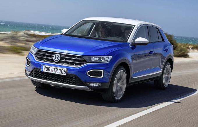 Volkswagen T-Roc conquista le cinque stelle Euro NCAP [VIDEO]