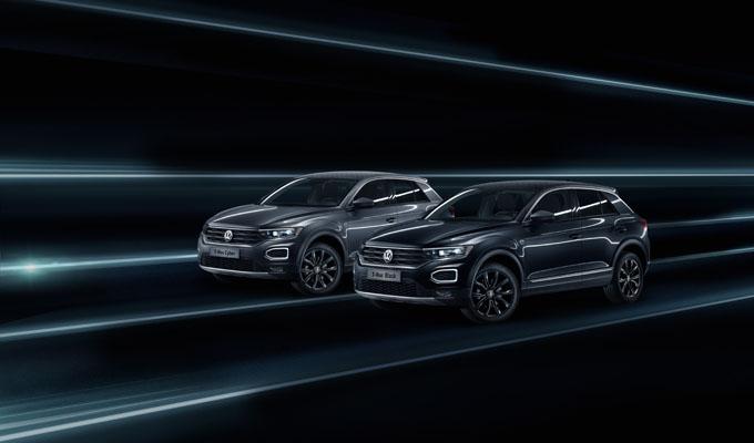 Volkswagen T-Roc Black e Cyber: uno stile tecnologico firmato Garage Italia Customs [FOTO]