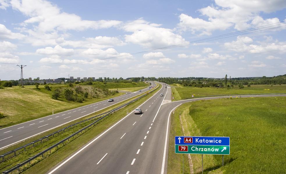 Europa Centrale: limiti di velocità in auto