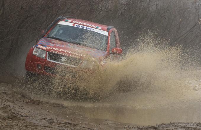 Italian Baja d'Autunno, Suzuki: vittoria del Campionato Italiano Costruttori nel Cross Country Rally