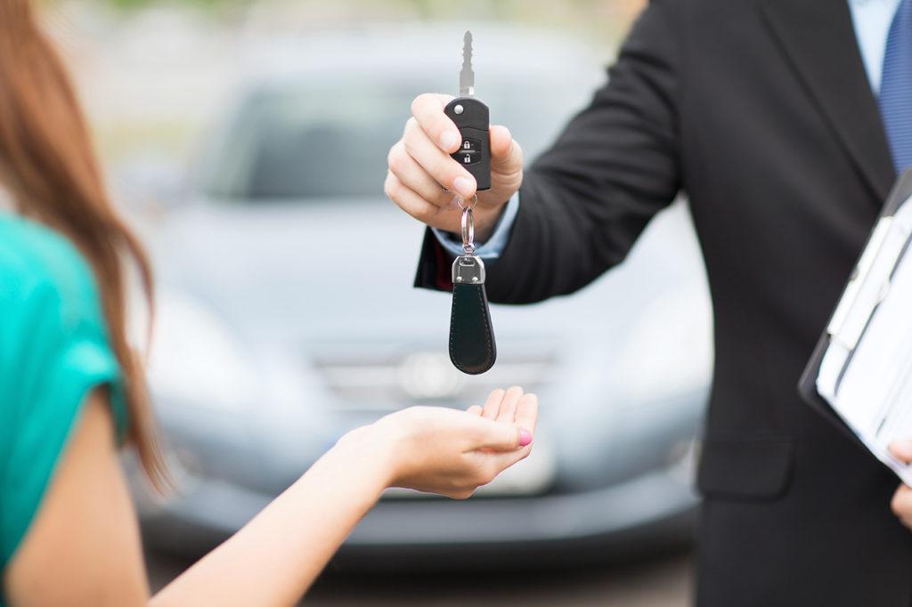 Furto di auto a noleggio: occhio alle franchigie