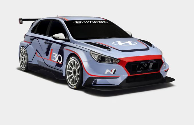 Hyundai i30 N TCR: via agli ordini per i team clienti