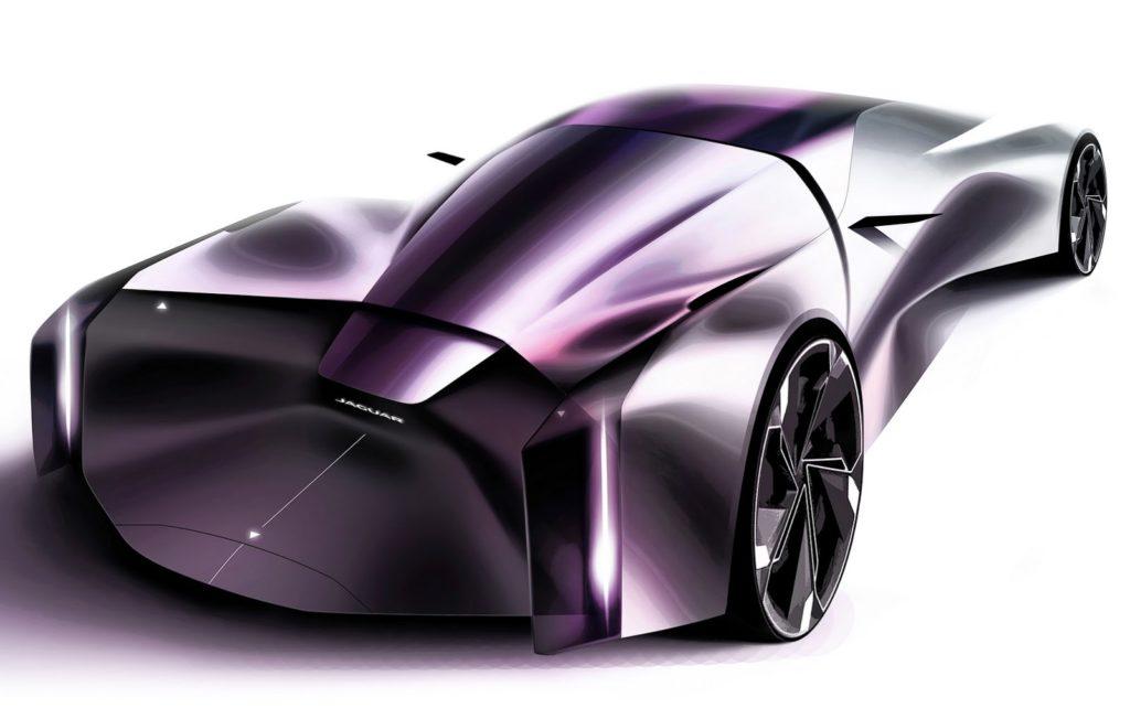 Jaguar Space-Type Concept: il futuro è oggi [RENDERING]