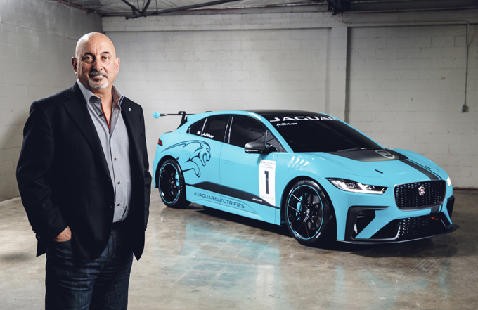 Jaguar I-Pace eTrophy: il Rahal Letterman Lanigan Racing è il primo team del trofeo