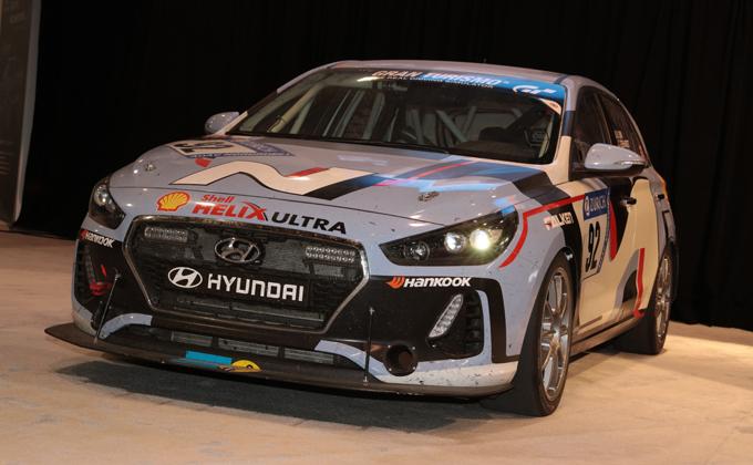 Hyundai i30 N: dalla 24 Ore del Nurburgring al SEMA Show di Las Vegas