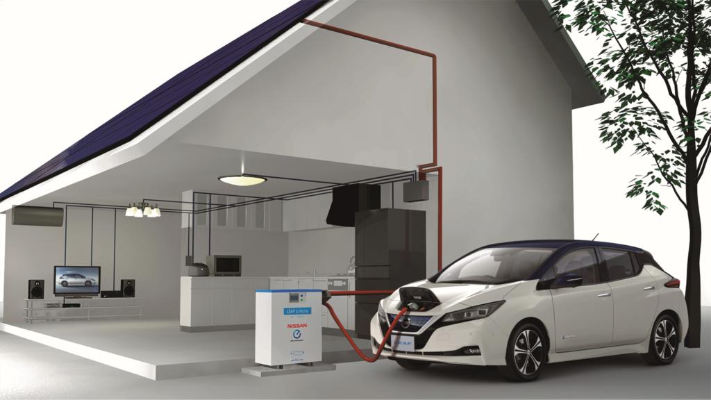 Nissan: la mobilità del futuro sarà elettrica, sicura ed integrata