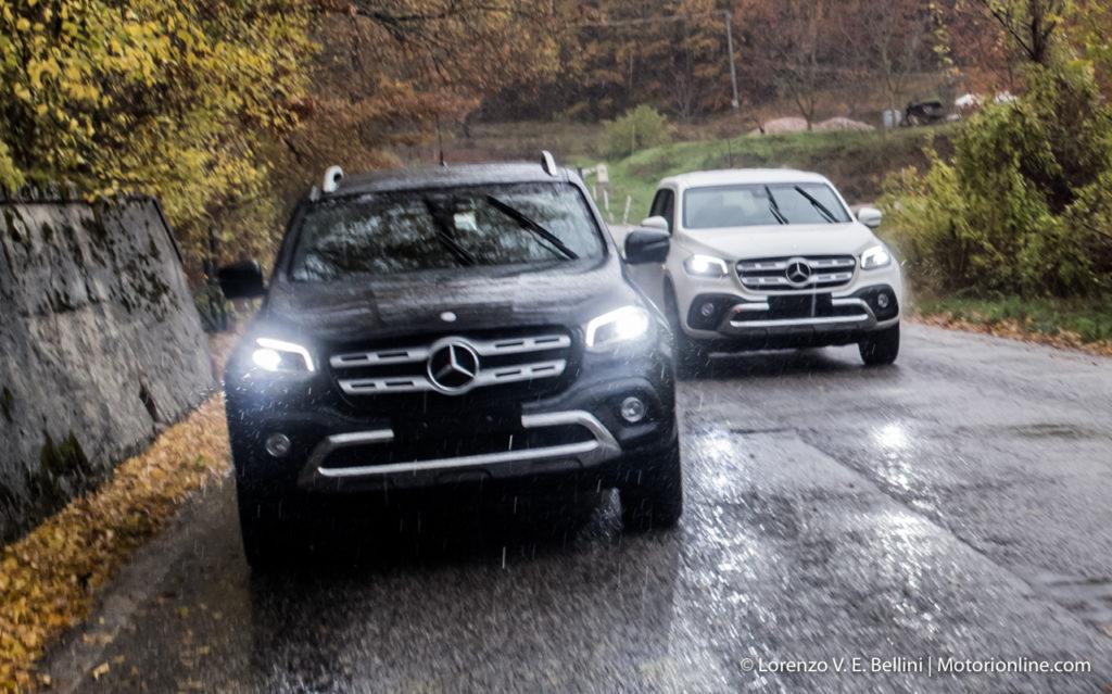 Mercedes Classe X: avventura premium [VIDEO TEST DRIVE]