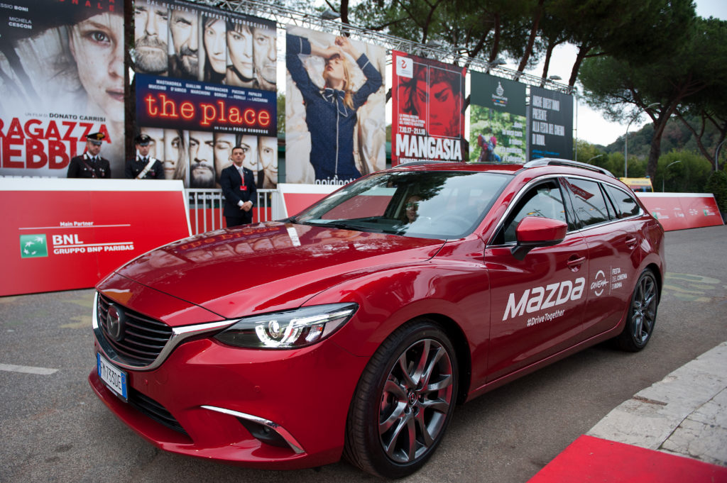 Mazda Festa del Cinema di Roma 2017