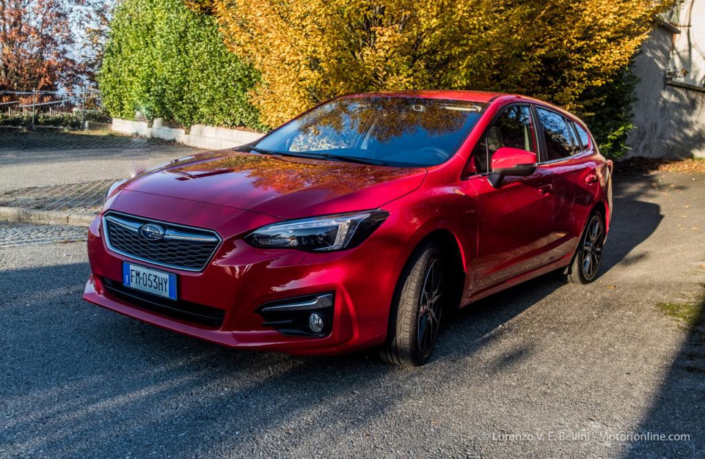 Nuova Subaru Impreza MY 2017: la discola è diventata adulta [VIDEO TEST DRIVE]