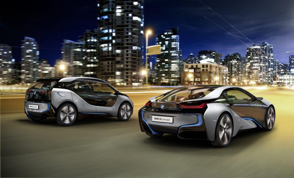 BMW i avrebbe registrato ben 9 nomi di futuri modelli