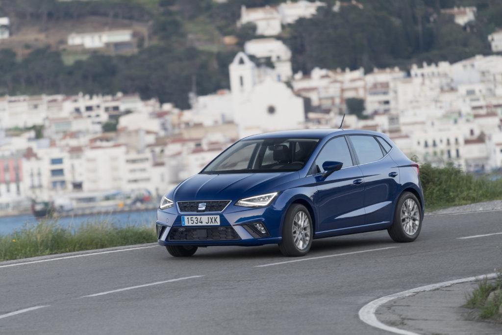 """La SEAT Ibiza ha conquistato il premio """"Excellent Product Design Transportation"""""""