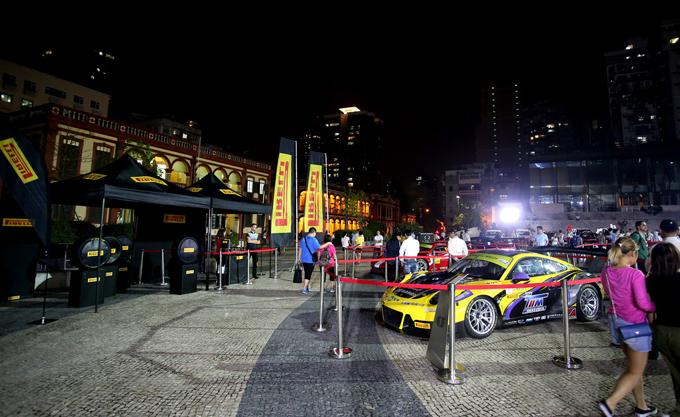 Coppa del Mondo FIA GT, Pirelli: a Macao coi performanti P Zero DHD