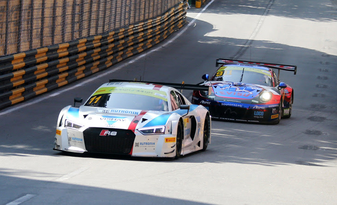 Pirelli racconta le insidie del Circuito da Guia di Macao