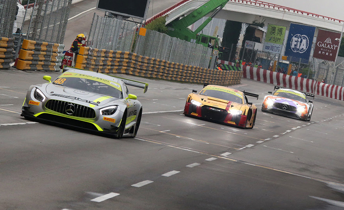 Coppa del Mondo FIA GT, Pirelli: a Macao Edoardo Mortara trionfa nella terza edizione