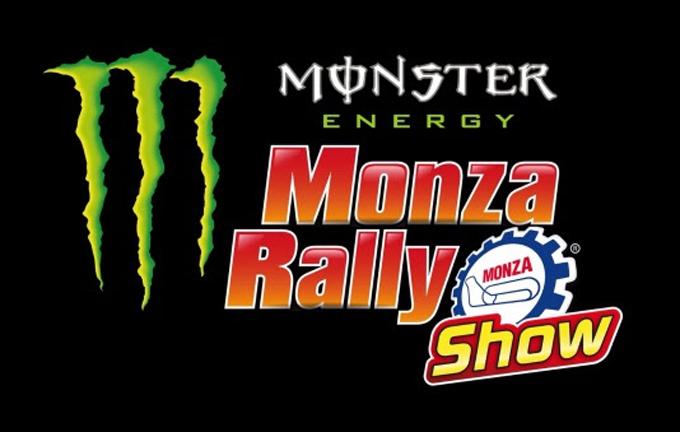 Monza Rally Show: l'edizione 2017 di nuovo nel segno di Monster Energy